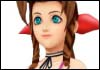Kingdom Hearts Aerith / Aeris Official Artwork