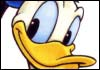 Kingdom Hearts Donald Official Artwork