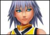 Kingdom Hearts Riku Official Artwork