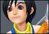 Kingdom Hearts Yuffie Official Artwork