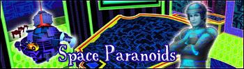 Space Paranoids (Tron)