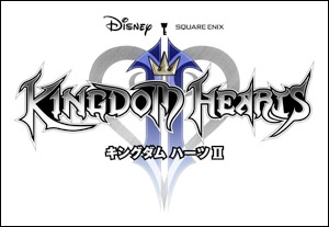 Kingdom Hearts 2 Logo