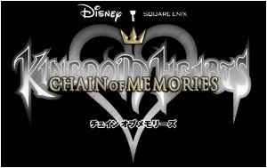 Kingdom Hearts: CoM Logo