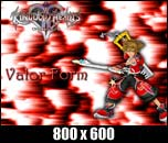 Sora Valor Form Kingdom Hearts 2 Wallpaper