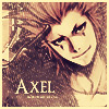 Axel Kingdom Hearts 2 Avatar