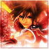 Sora Valor Form Kingdom Hearts 2 Avatar