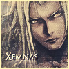Xemnas Kingdom Hearts 2 Avatar